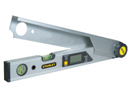 Niveau digital d'angle 40cm STANLEY - 0° à 180° - Écran LCD - 0-42-087