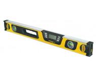 Niveau digital Fatmax 60cm STANLEY - Écran LCD rétro-éclairé - 0-42-065