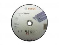 Disque EXPERT à tronçonner BOSCH à moyeu plat Spécial métaux 230X1.9 MM - 2608603400