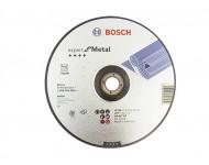 Disque EXPERT à tronçonner BOSCH à moyeu déporté Spécial métaux 230X1.9 MM - 2608603404