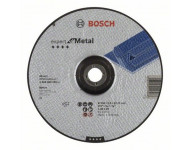 Disque EXPERT à tronçonner BOSCH à moyeu déporté Spécial métaux 230X2.5 MM - 2608600225