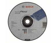 Disque EXPERT à tronçonner BOSCH à moyeu déporté Spécial métaux 230X3.0 MM - 2608600226
