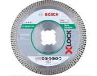 Disque diamant X-Lock Best Hard Ceramic BOSCH 125 mm - 2608615135