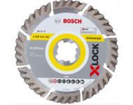 Disque diamant X-Lock Standard Universal BOSCH 125 mm - 2608615166
