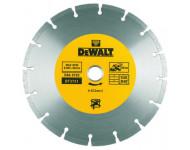 Disque diamant segmenté DEWALT Ø 230 MM - DT3731