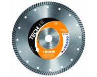 Disque diamant DIAM Industrie Ø125 - Alésage 22,23 - Topline - FC80125/22