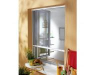 Moustiquaire NEW IDEA verticale - Blanche - 140xH.180 - NID140180AV26
