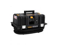 Aspirateur XR Flesxvolt 54V DEWALT - eau et poussière - 2 batteries 6.0Ah + chargeur - DCV586MT2-QW