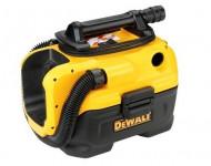 Aspirateur DEWALT eau et poussières - Classe L - Sans batterie, ni chargeur - DCV584L