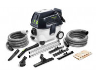 Aspirateur FESTOOL CLEANTEC CT 17 E-SET BA 1200W - 768943