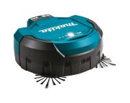 Aspirateur robot MAKITA 18 V Li-Ion - Sans batterie, ni chargeur - DRC200Z