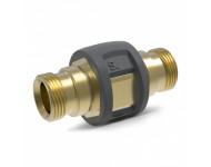 Coupleur KARCHER pour raccorder et rallonger les flexibles HP EASY!Lock - 4.111-037.0