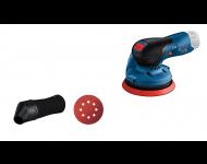 Ponceuse excentrique BOSCH GEX 12V-125 Professional - Sans batterie, ni chargeur - 0601372101