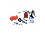 Kit découverte accessoires air LACME - pistolet + soufflette + gonfleur - 325000