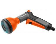 Pistolet multi-application GARDENA - 3 formes de jet - 18313-20