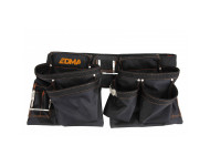 Ceinture poche à outils EDMA 12 rangements - 280055