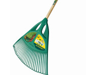 Balai à gazon XL LEBORGNE 27 dents manche bois certifié PEFC - 369711