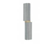 Paumelle à souder à bague laiton 140 mm  - 108