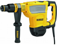 Perforateur burineur SDS-MAX 1350w 10.5J 6kg DEWALT - D25614K