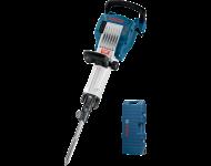 Marteau-piqueur BOSCH GSH1 6-30 Professional - coffret à roulettes + accessoires - 0611335100