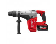 Perforateur burineur MILWAUKEE M18-CHM-902C - SDS-Max - 2 Batteries 18V 9.0Ah, en coffret - 4933451361