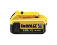 Batterie DEWALT 18 Volts et 4 Ah XR Li-Ion - DCB182