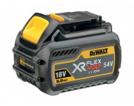 Batterie XR DEWALT - FLEXVOLT - 6.0Ah 54 V - DCB546