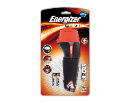 ER2AA Torche ENERGIZER Impact Rubber LED +2AA - 639381