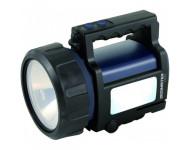 Projecteur à LED 10W rechargeable VELAMP - 735Lm - IP44 - IR666-10W
