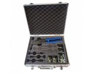 Coffret pince à main SCELL-IT pour écrous aveugles + assortiments d'écrous crantés - E-360NH-S