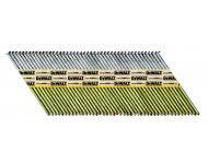 Pointes crantées DEWALT 2.8 x 63 mm - Boîte de 2200 – DNPT28R63Z