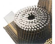 Pointes annelées en bande BOSTICH - 16° 2.5 x 50 mm - 9000 pièces - F250R50BG13