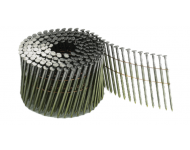 Pointe annelée en rouleau BOSTITICH pour cloueur N512C - 3.8x130 mm - Rouleau 1200 - N130P-380R130