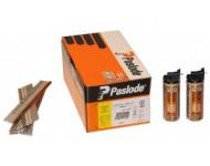 Pack de 2200 Clous lisses SPIT + Gaz - 2,8 x 80 mm - 141218