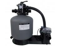 Kit Platine de filtration POOLSTYLE 11 m3/h D500 V6V 3/4CV - 88031811