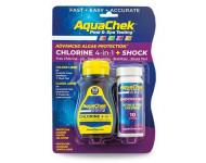 Testeur Aquacheck Chlorine 4-in-1 + Shock SCP - AQC-470-5016