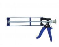 Pistolet doseur SINTO Coaxial - 300 ml - Pour cartouches bi-composants et standard - 22996