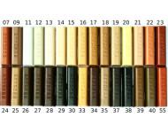 Bâton cire dure 10x8 érable naturel N°178 SURGAND - boite 10 pièces - K0141008/178