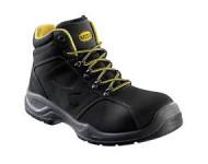 Chaussures de sécurité haute DIADORA Flow II HI Nubuck Noir - embout acier - 148760