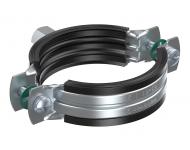 Colliers 2S avec isogaine WALRAVEN - M8/10 - Caoutchouc EPDM - 334350