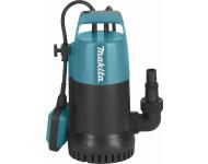 Pompe vide-cave à eau claire MAKITA - PF