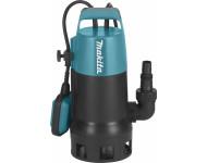 Pompe vide-cave à eau chargée MAKITA - PF