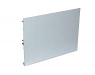 Plinthe aluminium EMUCA - 287010