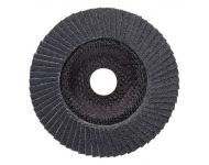 Plateau à lamelles spécial métal BOSCH Expert - Surface plate Ø125 mm