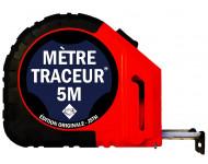 Mètre traceur JSTH 5 mètres x 25 mm