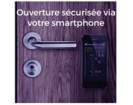 Clé connectée MobileKey SIMONS VOSS  - Version Confort