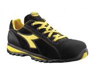 Chaussures DIADORA Basse GLOVE II - Nubuck avec embout aluminium - Noire - 170235-8001