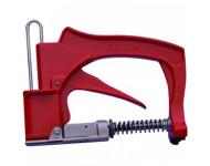 Pistolet à vitrer Pointix FRANPIN - Pointes losanges et triangles 10 à 11 mm - QPE08497
