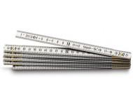 Mesure pliante ressort laiton gravemat Duralumin STANLEY - 1-35