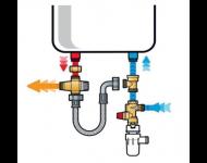 Kit de sécurité chauffe-eau KMIXVE et syphon ZES26 THERMADOR